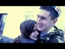 Девушка дождалась парня из армии,настоящая любовь!